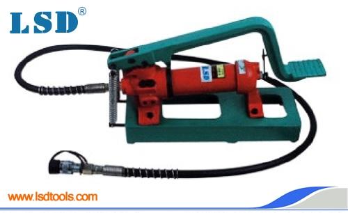 Hydraulic Pressure Safety : Cfp hand hydraulic pump